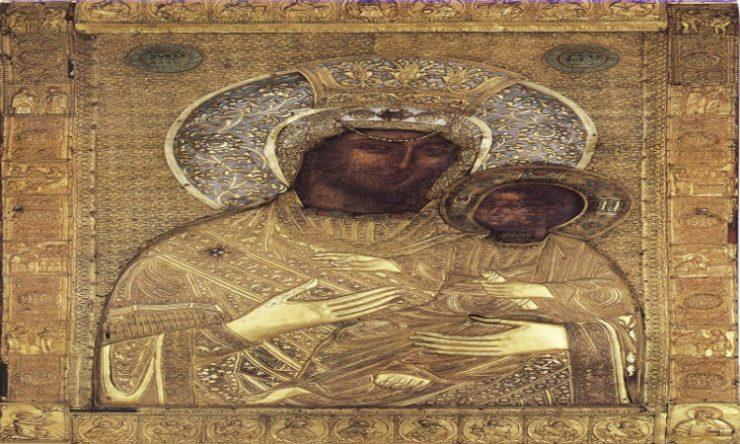 Υποδοχή Ιεράς Εικόνας Παναγίας της Βηματαρίσσης
