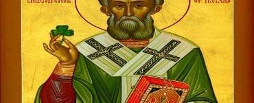 Πρώτος εορτασμός Αγίου Πατρικίου