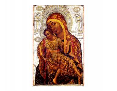 Υποδοχή Ιεράς Εικόνος Παναγίας Ελεούσης του Κύκκου