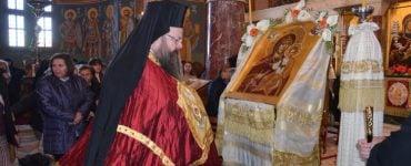 Ο Ακάθιστος Ύμνος στη Μονή Αγίου Ιωάννου Προδρόμου Μακρυνού