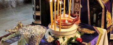 Ευχέλαιο στον Ιερό Ναό Αγίου Λουκά Σταυρουπόλεως