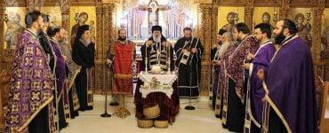 Ευχέλαιο στον Ιερό Ναό Αγίου Χαραλάμπους Συκεών