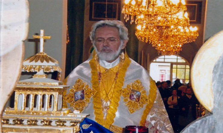 Εκοιμήθη ο Μητροπολίτης Πριγκηποννήσων Ιάκωβος