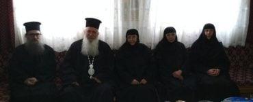 Προηγιασμένη στην Ιερά Μονή Αγίου Νικολάου Υψηλάντη