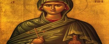 Υποδοχή Ιερού Λειψάνου Αγίας Μαρίας της Μαγδαληνής στη Μονή Αγίου Κενδέα ηγιασμένη χείρ της Αγίας Μαρίας της Μαγδαληνής στα Χανιά