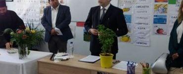 Επίσκεψη του Κοντονή στις Φυλακές του Ναυπλίου και Τίρυνθας