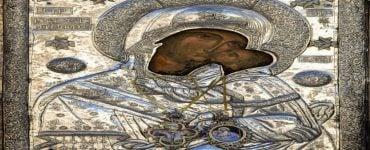 Η Εικόνα της Παναγίας Ζιδανιώτισσας στην Κοζάνη