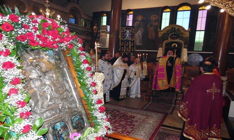 Λαμπρός εορτασμός του Πολιούχου του Σουφλίου