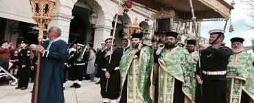 Κυριακή των Βαΐων στην Κέρκυρα