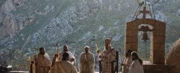 Στο ιστορικό φαράγγι των Τοπολίων η εορτή της Του Θεού Σοφίας