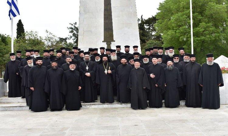 3o Γενικό Ιερατικό Συνέδριο Ι.Μ. Μαρωνείας και Κομοτηνής