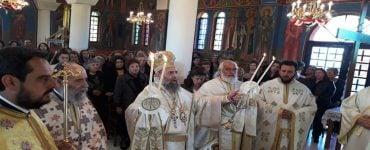 Εορτή Αγίων Ραφαήλ, Νικολάου και Ειρήνης στην Ι.Μ. Θεσσαλιώτιδος