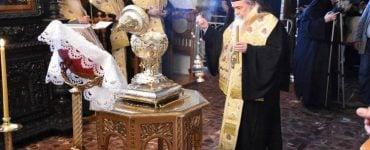 Το Ιερό Ευχέλαιο στο Πατριαρχείο Ιεροσολύμων
