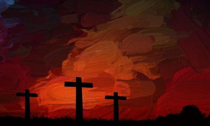 Στον Σταυρό και τον Ληστή