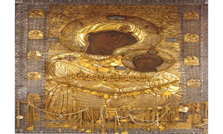 Θαύμα Παναγίας Πορταΐτισσας - Ο πεινασμένος Οδοιπόρος