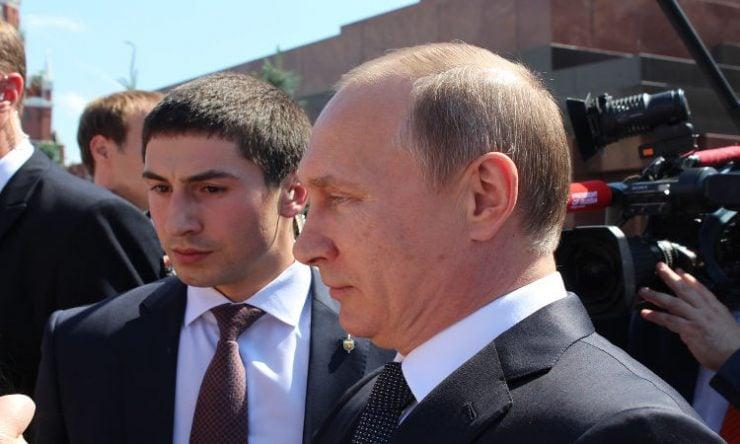 Τηλεφωνική επικοινωνία Πούτιν με τον Οικουμενικό Πατριάρχη