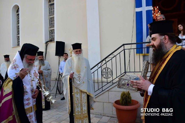 Η εορτή Αγίου Αθανασίου στο ορεινό Μαλαντρένι Αργολίδος