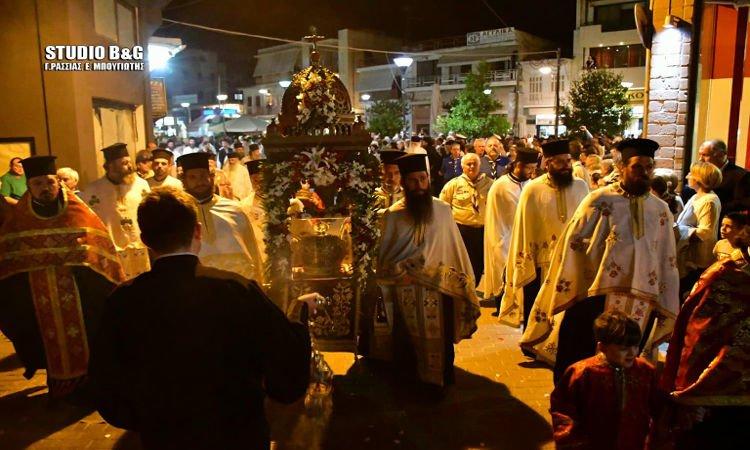 Το Άργος γιορτάζει τον Πολιούχο του Άγιο Πέτρο