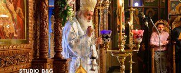 Λαμπρός εορτασμός Αγίων Κωνσταντίνου και Ελένης στο Ναύπλιο