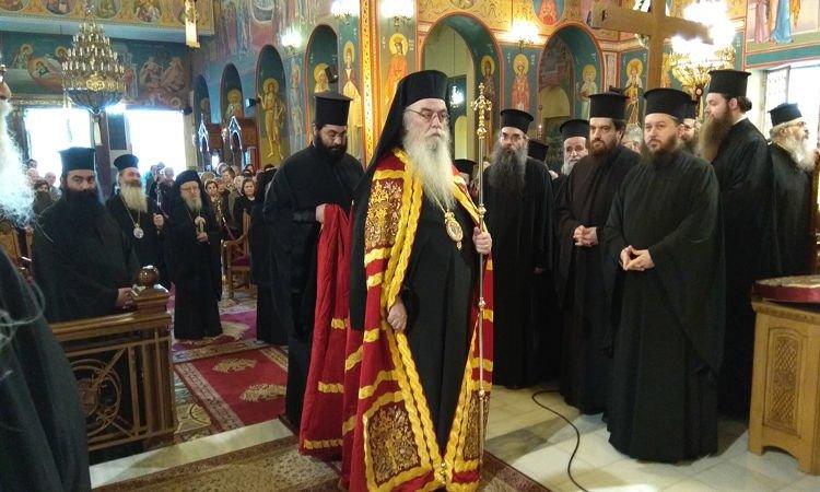Το Αγρίνιο τίμησε τον Πολιούχο του Άγιο Χριστόφορο