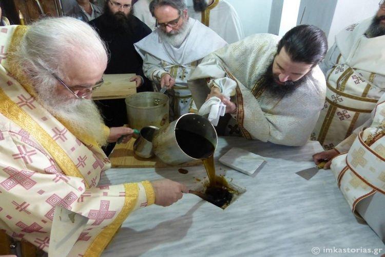 Εγκαίνια Ιερού Ναού Προφήτου Ιερεμίου στο Βίτσι