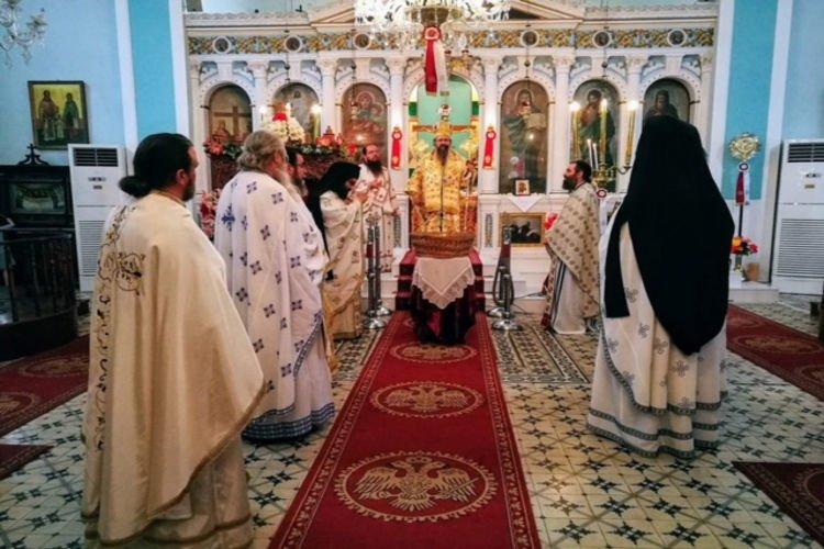 Λαμπρός εορτασμός του Οσίου Ιωακείμ του «Παπουλάκη»