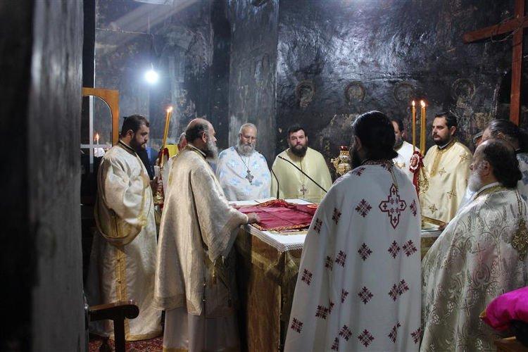 Λαμπρός εορτασμός του Πολιούχου στον Παλαμά