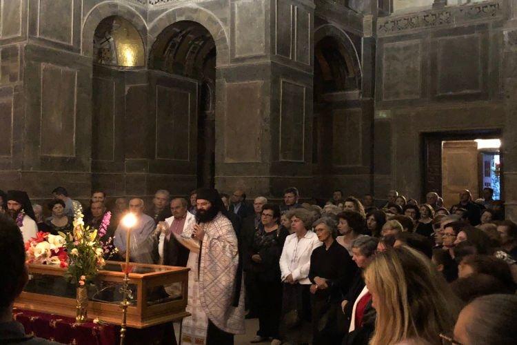 Εορτή Οσίου Λουκά & Επέτειος Εγκαινίων του Καθολικού του