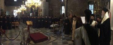 Ιερατικό Συνέδριο για Όσιο Ιάκωβο Τσαλίκη στην Ι.Μ. Χαλκίδος