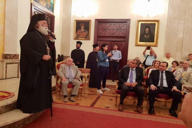 Πατριάρχης Αλεξάνδρειας: «Οι Εκκλησίες μας δεν έκλεισαν, οι καμπάνες κτυπάνε παντού»