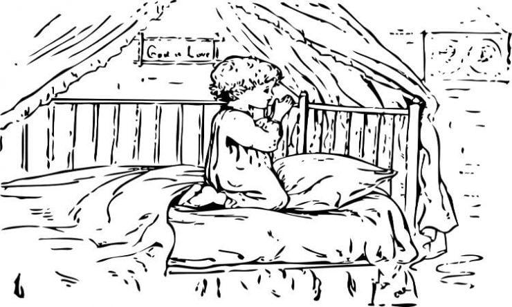 Προσευχή για παιδιά - Προσευχή στο φύλακα άγγελό μας