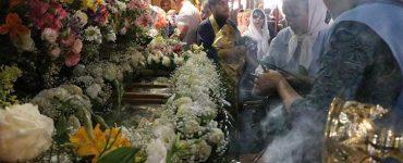 Εορτή Αγίου Λουκά ιατρού στη Συμφερούπολη της Κριμαίας