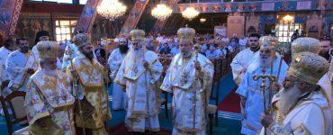 Ο εορτασμός για τη Θρονική Εορτή της Εκκλησίας της Κύπρου