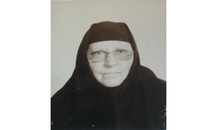 Μνημόσυνο Γερόντισσας Χριστοδούλης στην Ι.Μ. Αιτωλίας