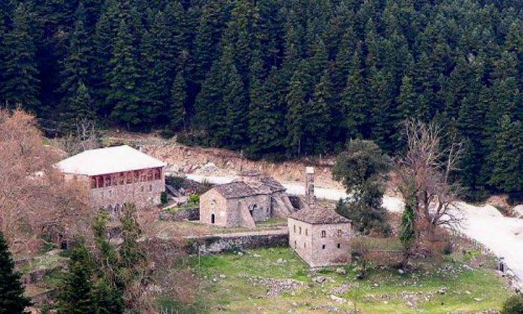 Ιερά Μονή Αγίου Γεωργίου Βουργαρελίου