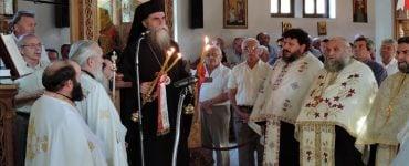Αρχιερατικός Εσπερινός Αγίων Δώδεκα Αποστόλων στην Ι.Μ. Άρτας