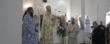 Φθιώτιδος Νικόλαος: «Η Θεία Λειτουργία μας συνενώνει με τον Θεό και μας αγιάζει»