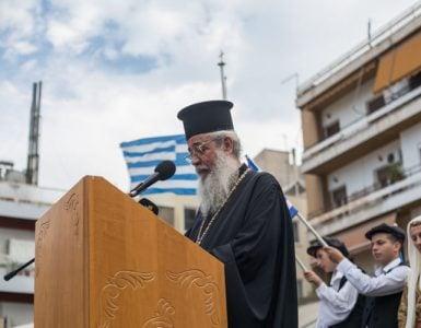 Φθιώτιδος Νικόλαος: Οι προσευχές των Αγίων και Ηρώων της Μακεδονίας θα δώσουν την λύση