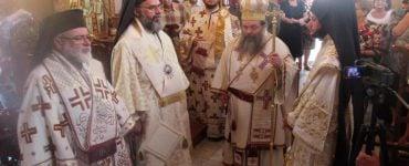 Λαμπρός εορτασμός Αγίου Νεομάρτυρος Νικήτα στη Νίσυρο