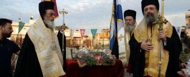 Λαμπρός εορτασμός Γενεθλίου Τιμίου Προδρόμου στην Ι.Μ. Πάτρας