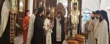 Αναχώρησε η Κάρα του Αγίου Παρθενίου από τα Τρίκαλα