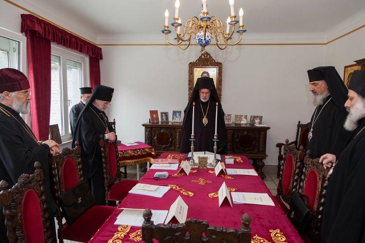 Ανακοίνωση της Ορθοδόξου Επισκοπικής συνελεύσεως της Μπενελούξ
