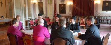 Ανεπίσημες Συζητήσεις μεταξύ Οικ. Πατριαρχείου και Αγγλικανικής Κοινωνίας στην Χάλκη