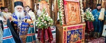 Η Βέροια υποδέχθηκε την Εικόνα της Παναγίας Βηματάρισσας