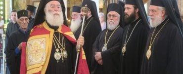 Πατριαρχική Θεία Λειτουργία στην Αλεξάνδρεια