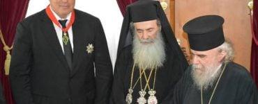 Ο Πρωθυπουργός Βουλγαρίας στο Πατριαρχείο Ιεροσολύμων