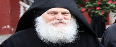 Ο Γέροντας Εφραίμ Ι.Μ. Βατοπαιδίου θα λειτουργήσει στα Χανιά