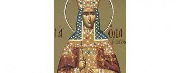 Αγία Όλγα η Ισαπόστολος η βασίλισσα