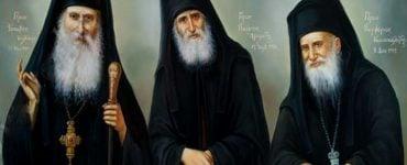 Οι σύγχρονοι άγιοι Πορφύριος Παΐσιος και Ιάκωβος ως πατέρες των πιστών