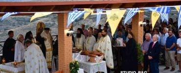Η Εορτή της Αγίας Μαρίνας στο Κάστρο του Άργους